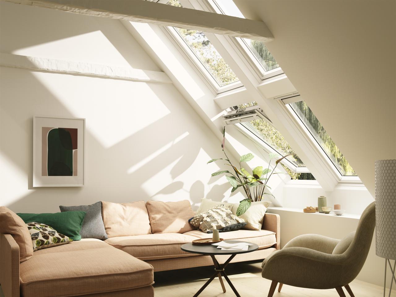 jamais trop de lumi re naturelle portail pro velux. Black Bedroom Furniture Sets. Home Design Ideas